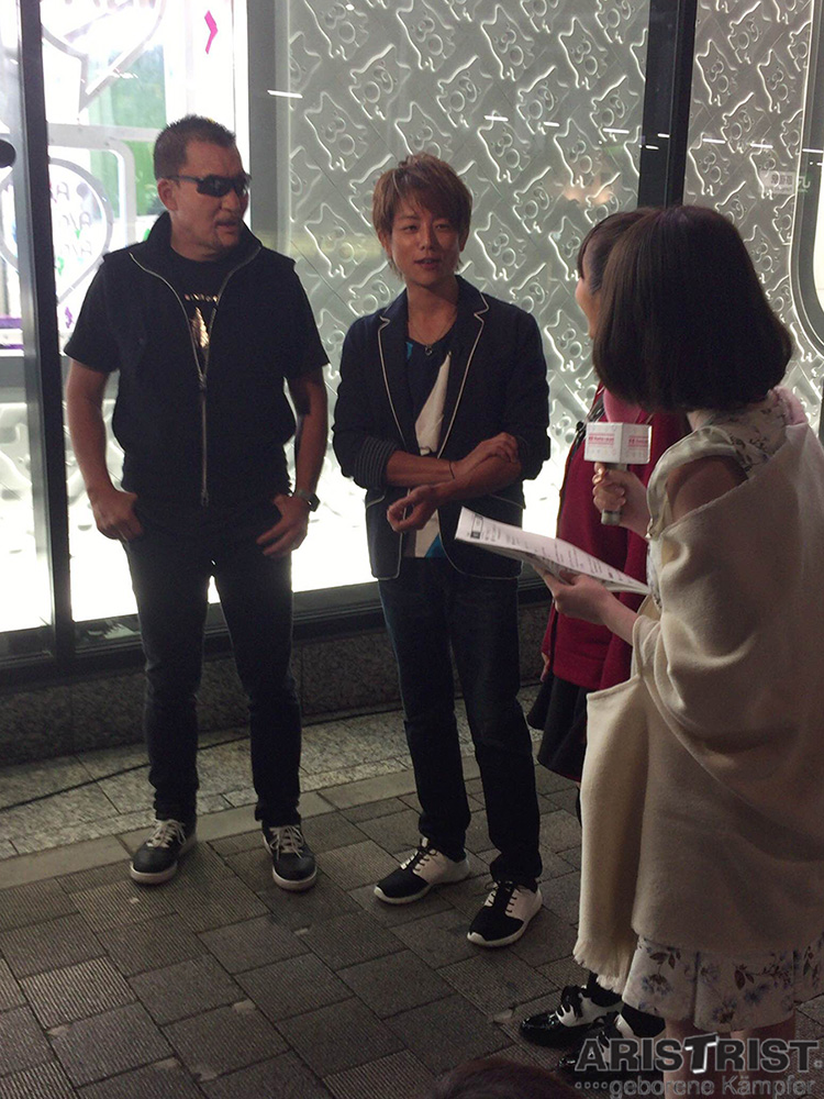 【10/18放送「AbemaTV/原宿アベニュー」蝶野選手着用アイテム】</strong