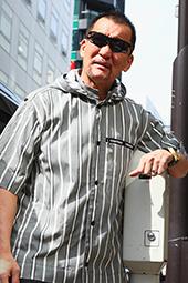 ARIST STYLE 030 ATフーデッドロールアップシャツジャケット