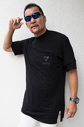 ARIST STYLE 007 ATダブルヘムシャツ