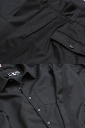 CLOSE UP!! 007 ATツイルパンツサイドライン/ATスリーブラインシャツ